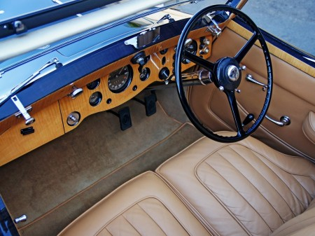 1938 Rolls Royce Phantom III Sedanca deVille Park Ward 3