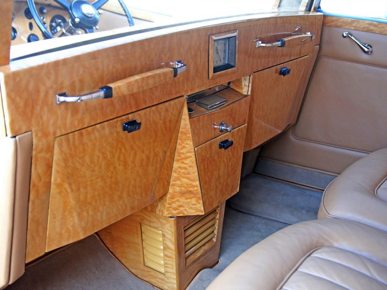 1938 Rolls Royce Phantom III Sedanca deVille Park Ward 4