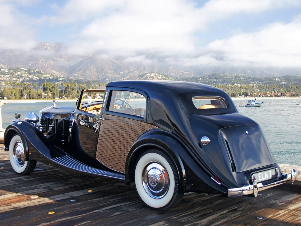 1938 Rolls Royce Phantom III Sedanca deVille Park Ward 6