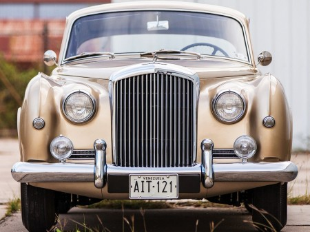 1955 Bentley Continental Park Ward 3