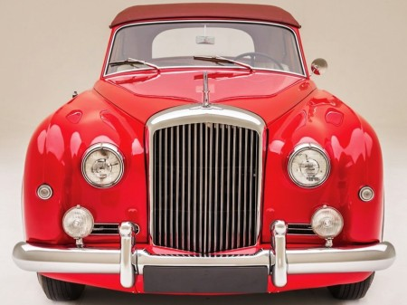 1955 Bentley SI Park Ward 1