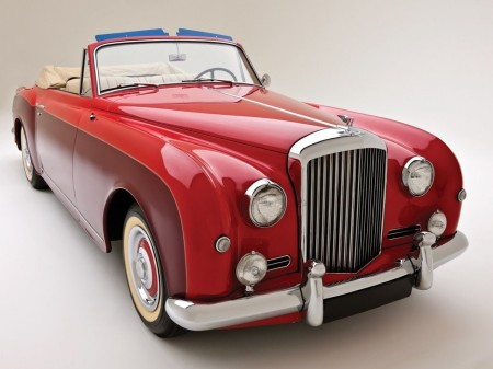 1955 Bentley SI Park Ward 2