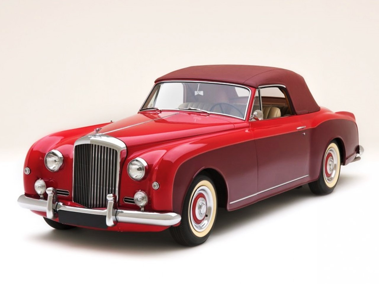 1955 Bentley SI Park Ward 5