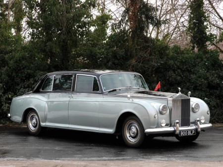 1959-1963 Phantom V Park Ward 1
