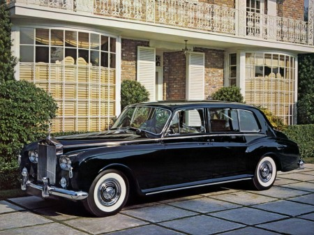 1963 Phantom V Park Ward 1
