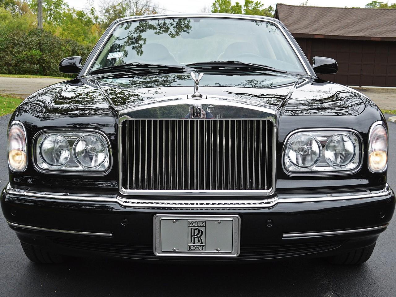 Rolls Royce Silver Seraph   NotoriousLuxury