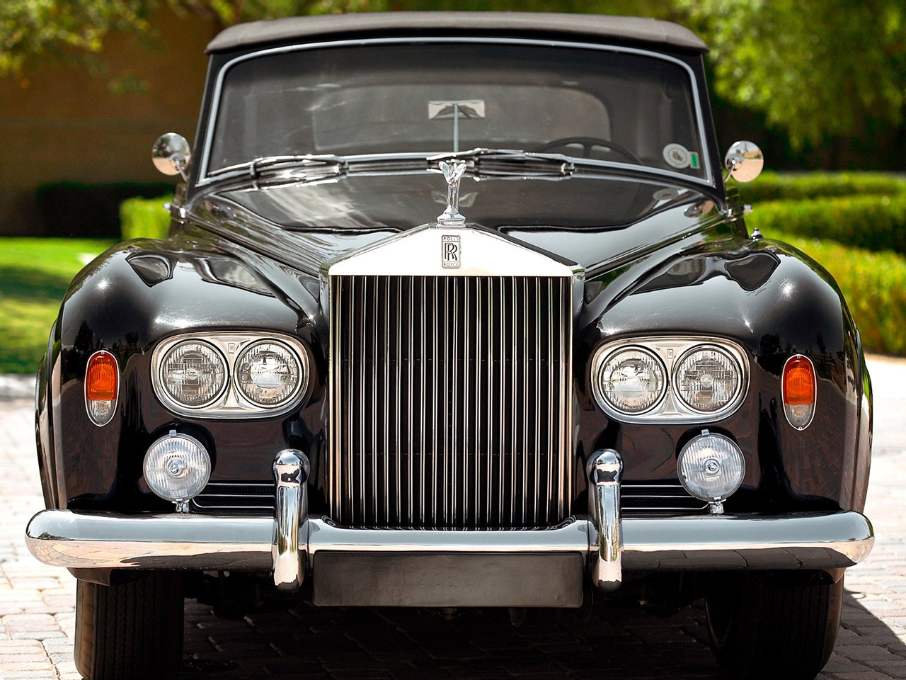 1963 Rolls-Royce Silver Cloud Drophead coupé III 1