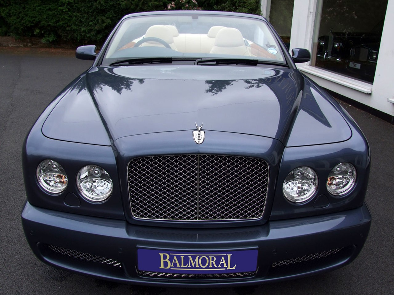 Bentley Azure 1