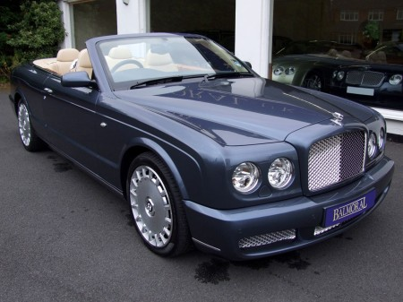 Bentley Azure 3