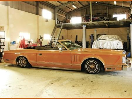 1979 Continental MK V custom 3