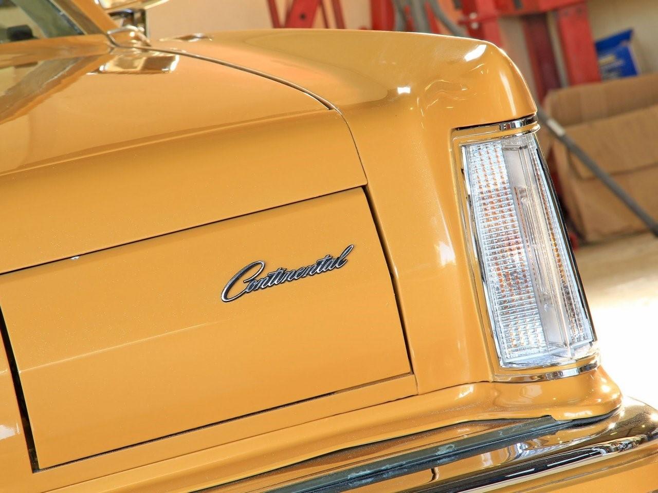 1979 Continental MK V custom 5
