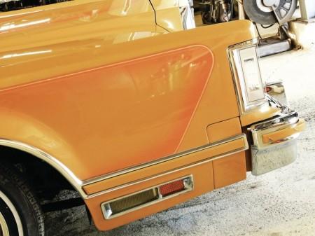 1979 Continental MK V custom 6