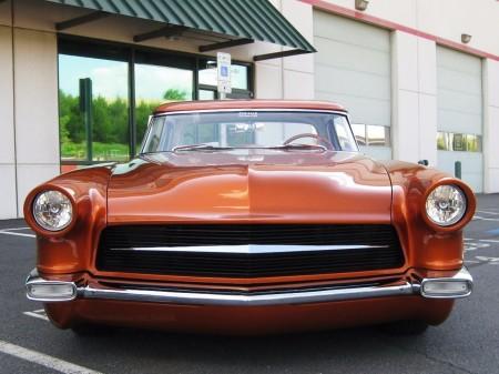 Custom Continental MK II 3