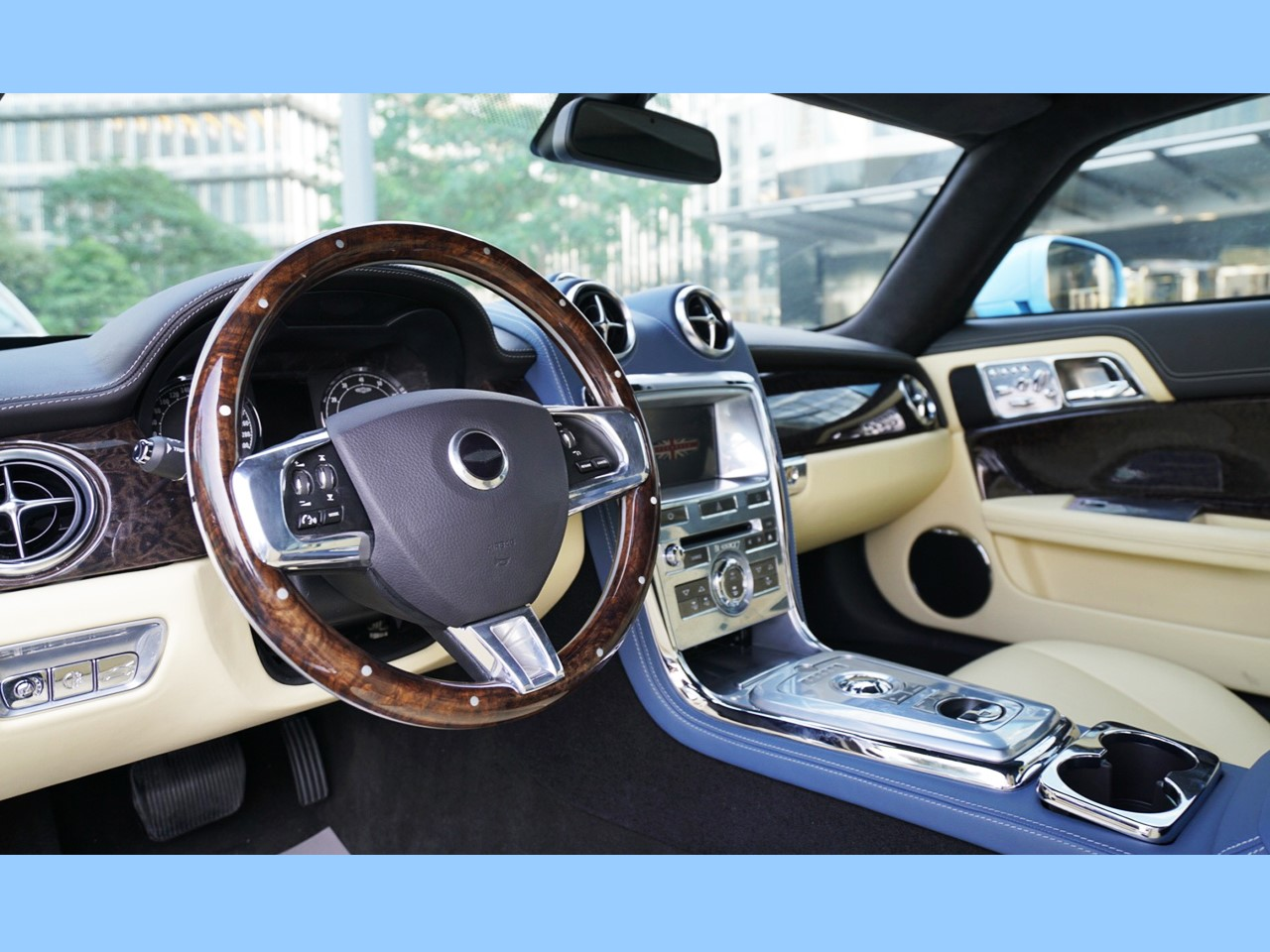 Speedback GT 30