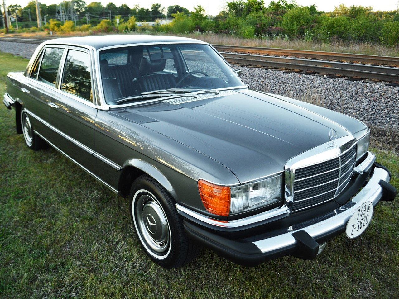 Retrospect 1976 mercedes benz 450 sel for Mercedes benz 450