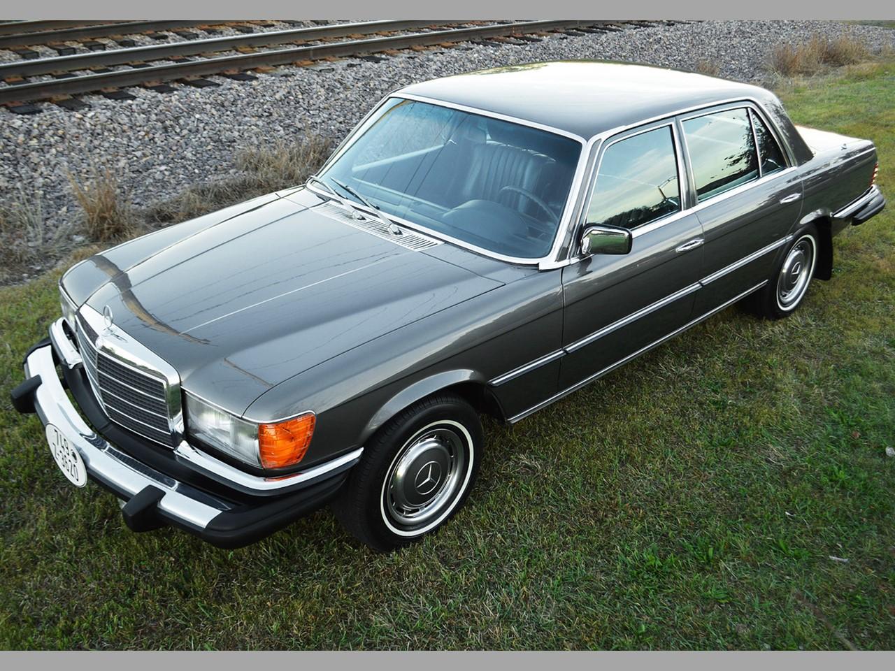 Retrospect 1976 mercedes benz 450 sel notoriousluxury for Mercedes benz cl 450