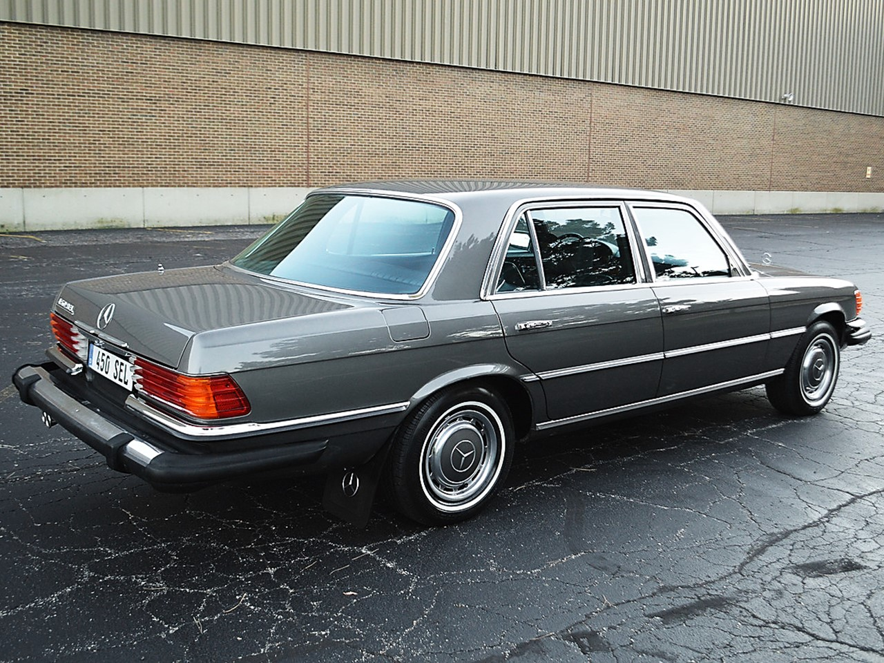 Retrospect 1976 mercedes benz 450 sel notoriousluxury for Mercedes benz 450