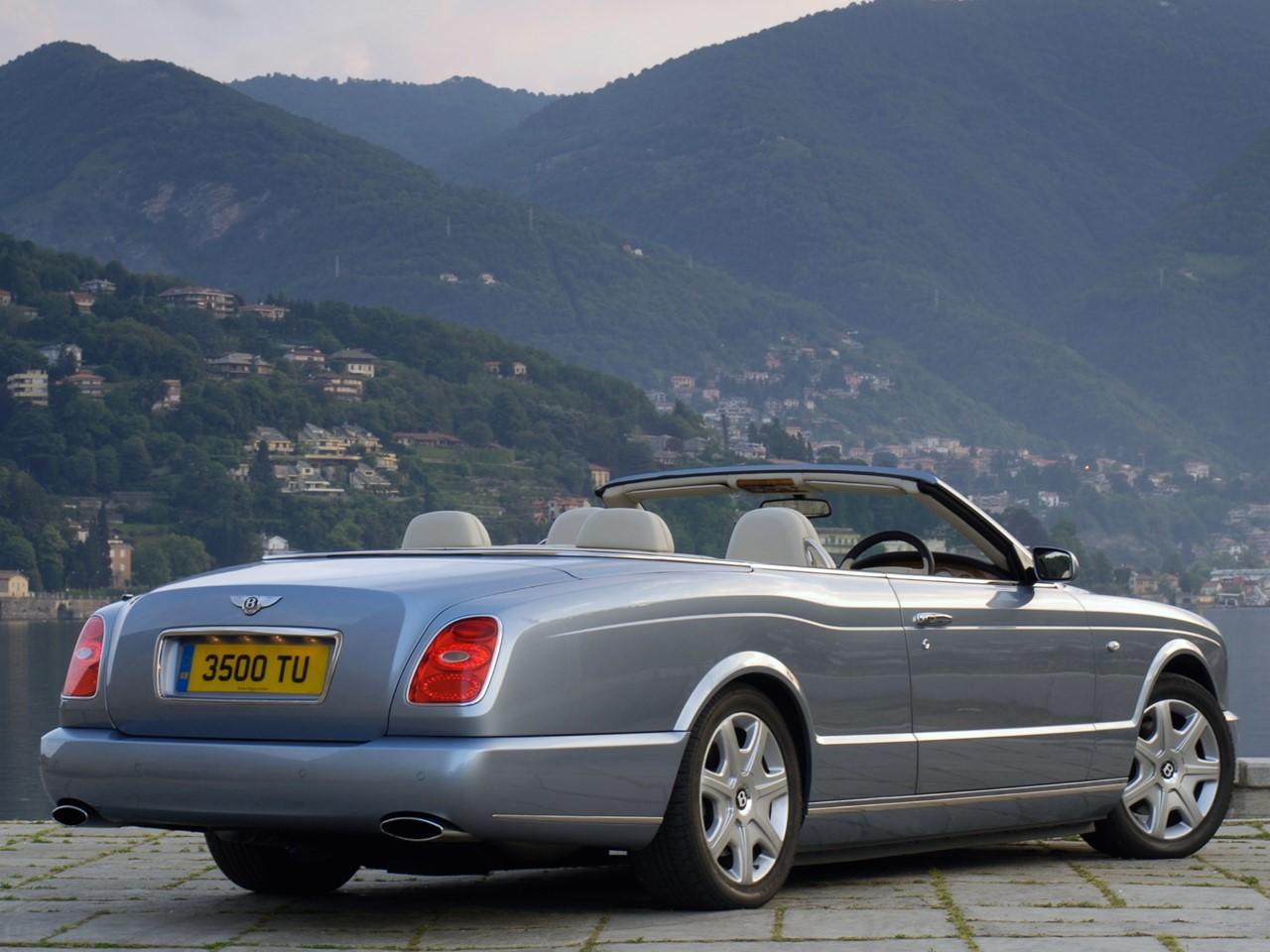 Bentley Grand Convertible Concept – NotoriousLuxury