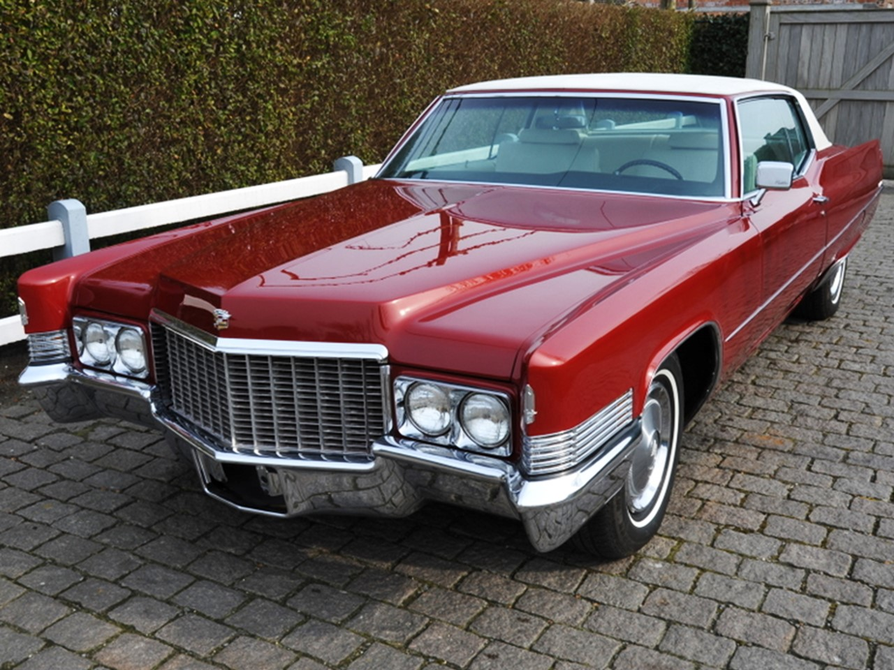 It's Yesterday Once More: The Incomparable 1968 Cadillac Fleetwood