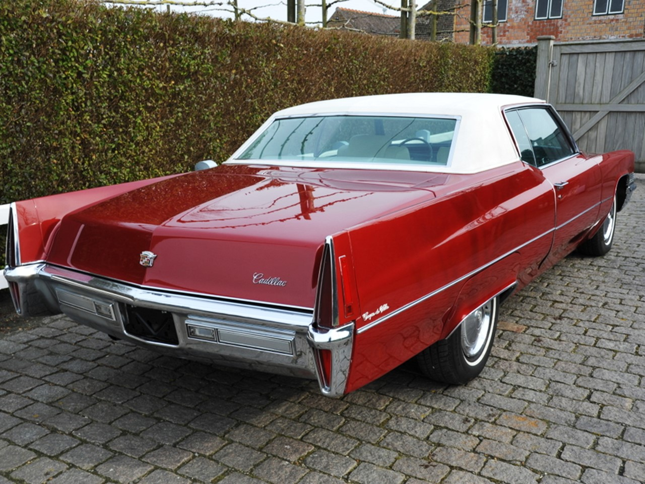 1968 Cadillac Fleetwood Eldorado | NotoriousLuxury