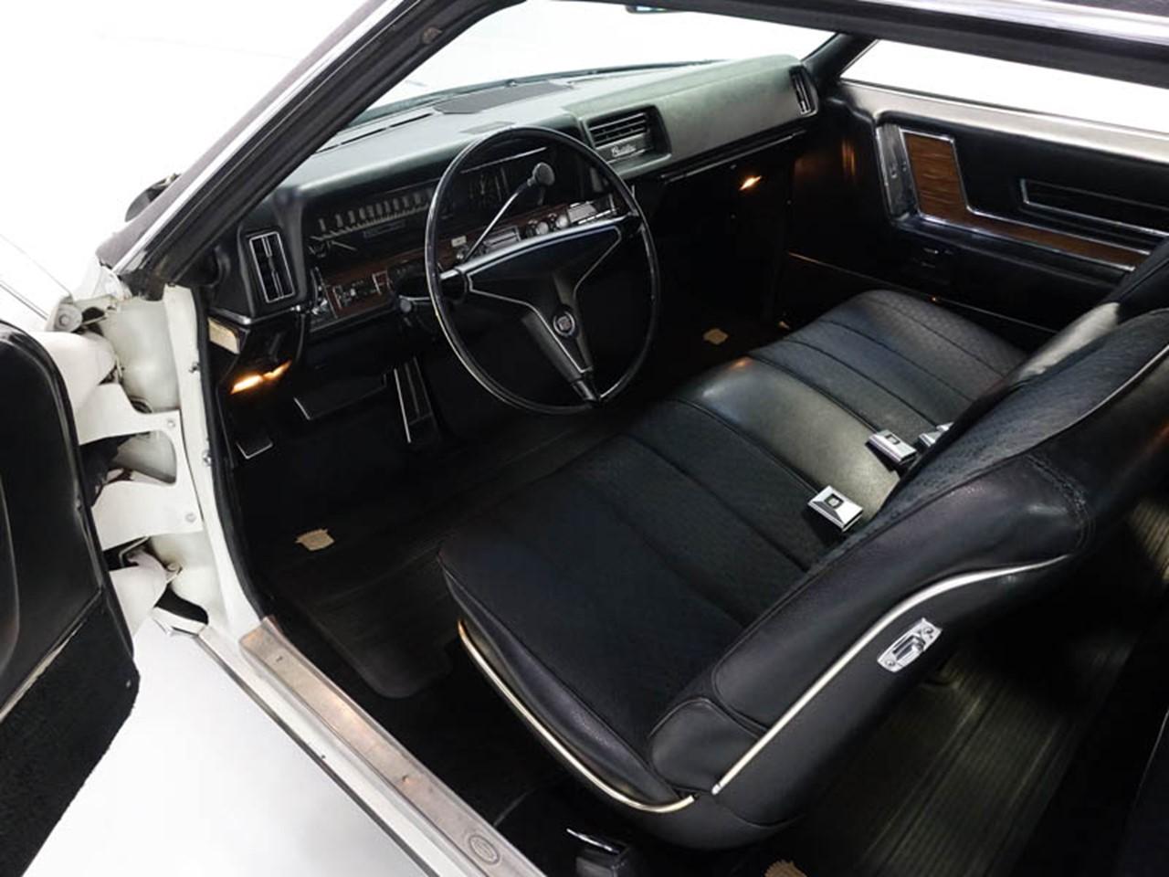1968 Cadillac Fleetwood Eldorado Notoriousluxury