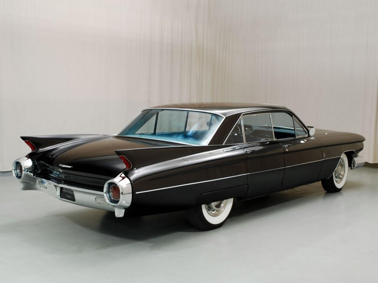 The Elite 1960 Cadillac Series 6900 Eldorado Brougham Notoriousluxury 1961 Fleetwood Engine 1959