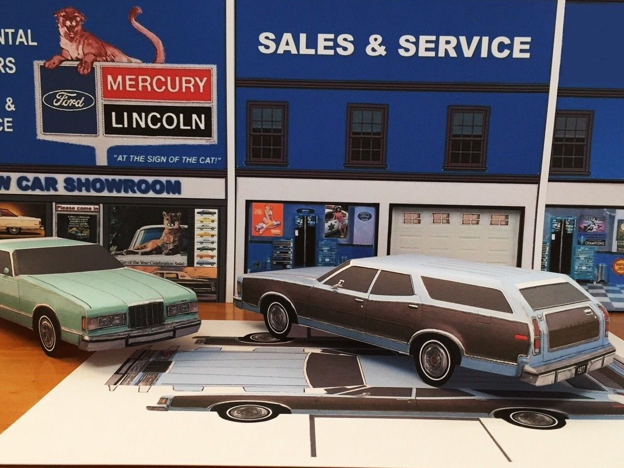 papercraft-1977-mercury-cougar-villager-wagon