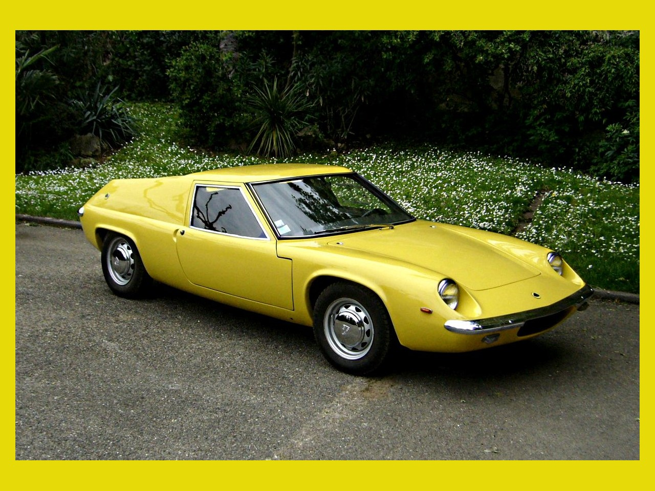 Lotus Europa Twin Cam Special  NotoriousLuxury