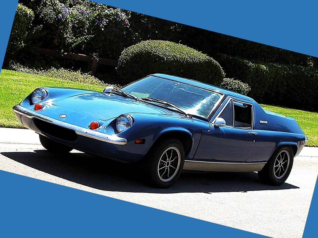 Lotus Legends Europa Twin Cam Ideology  NotoriousLuxury