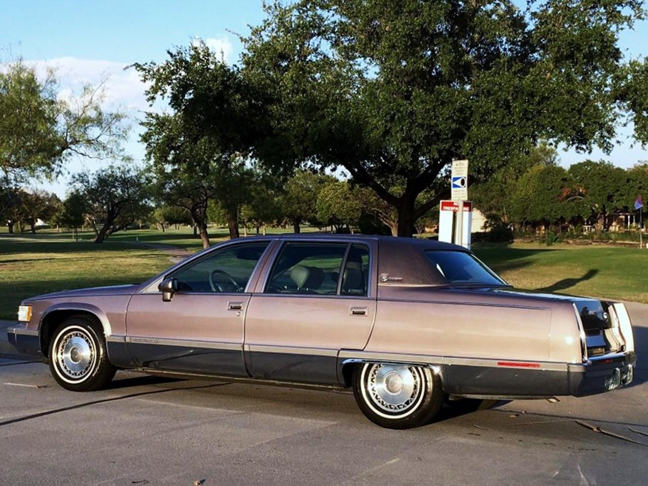 Cadillac Fleetwood Brougham Contemporary Masterpiece