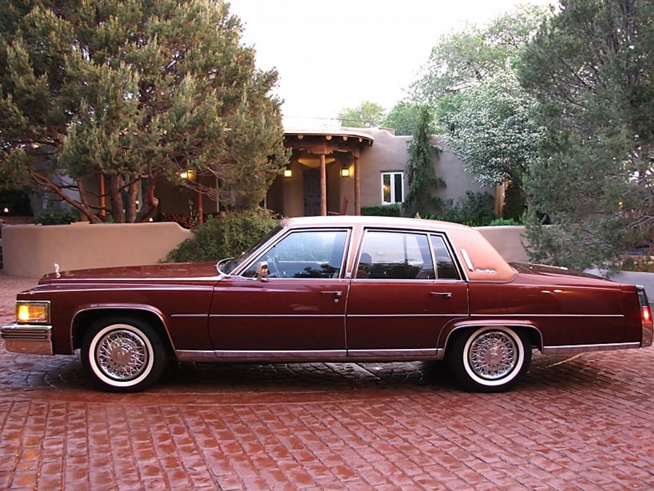 1979 Cadillac Fleetwood Brougham Sedan - Esoteric Doctrine ...
