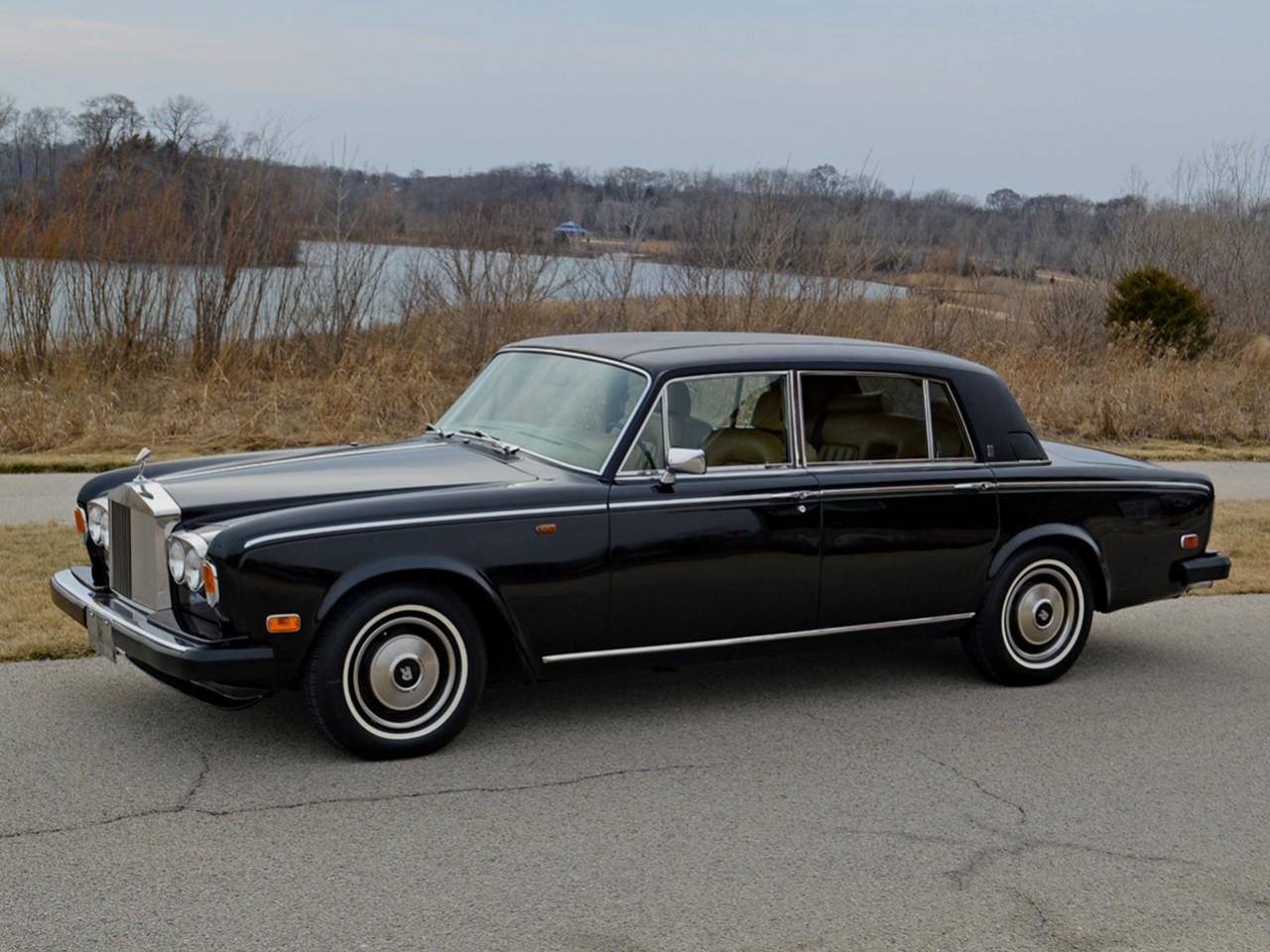 1980 Silver Wraith II 3