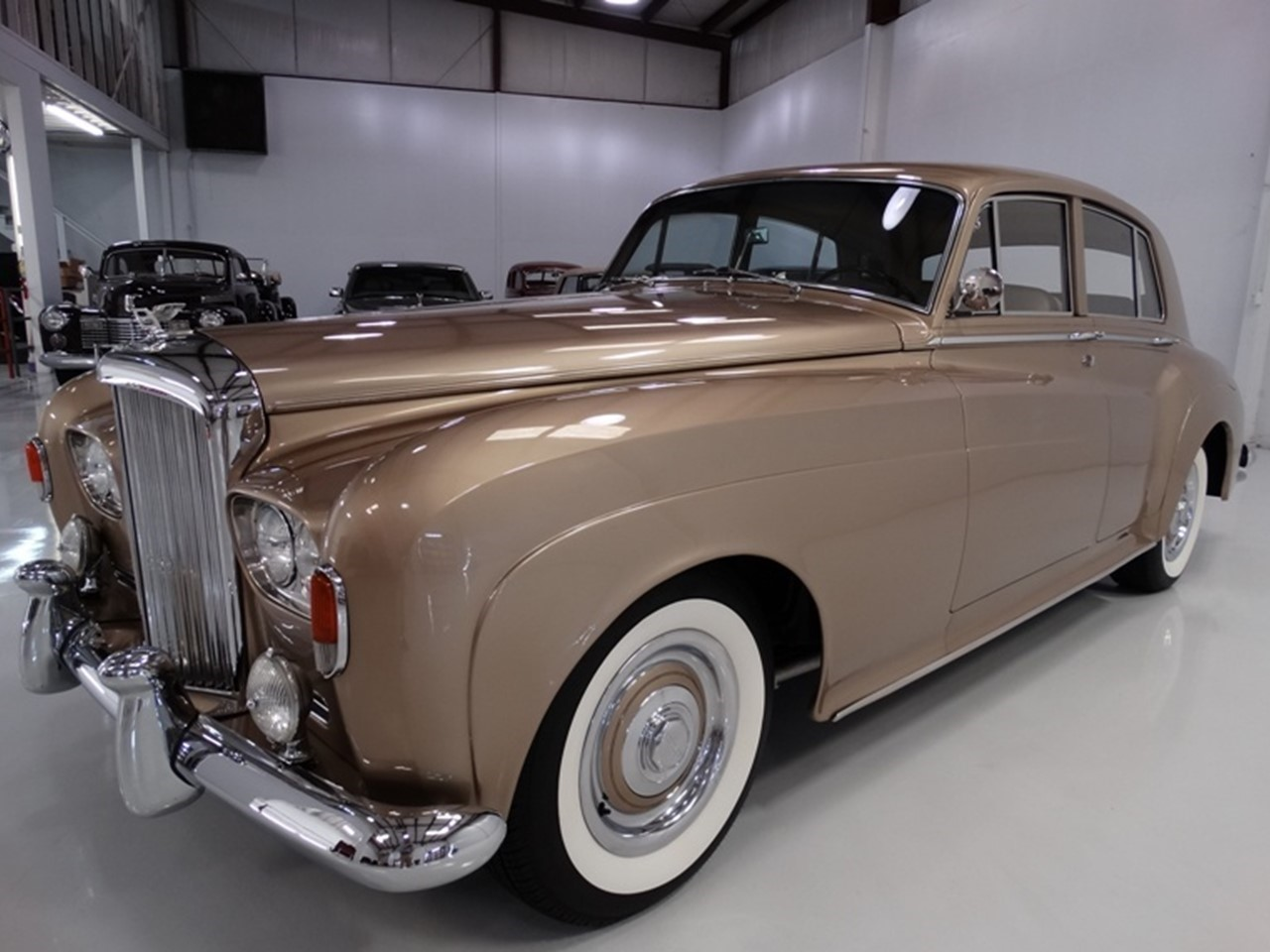 Bentley SIII B