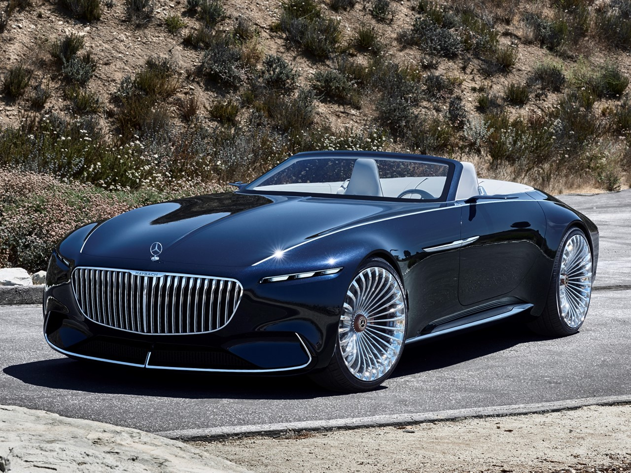 Mercedes-Maybach 1