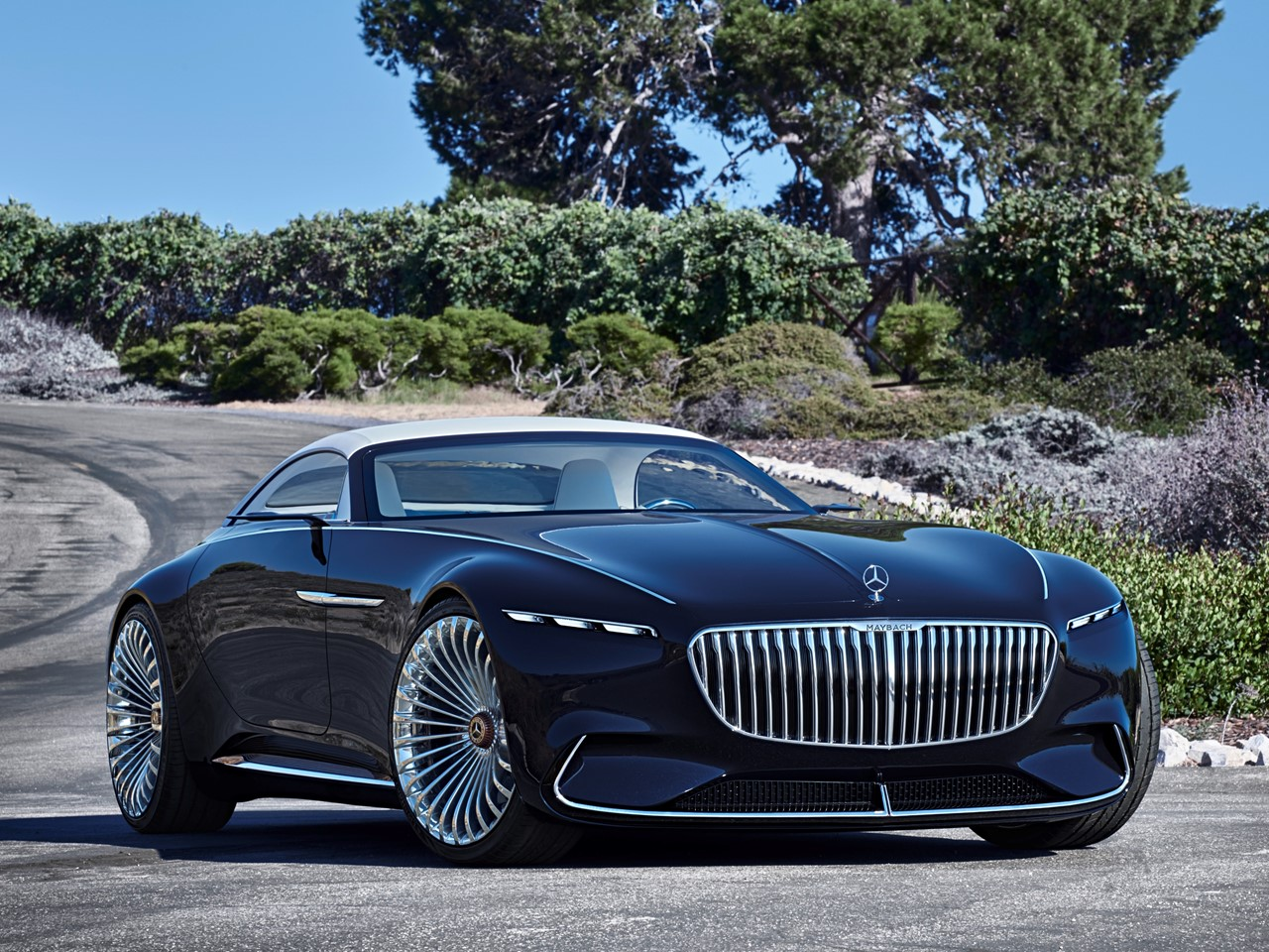 Mercedes-Maybach 2