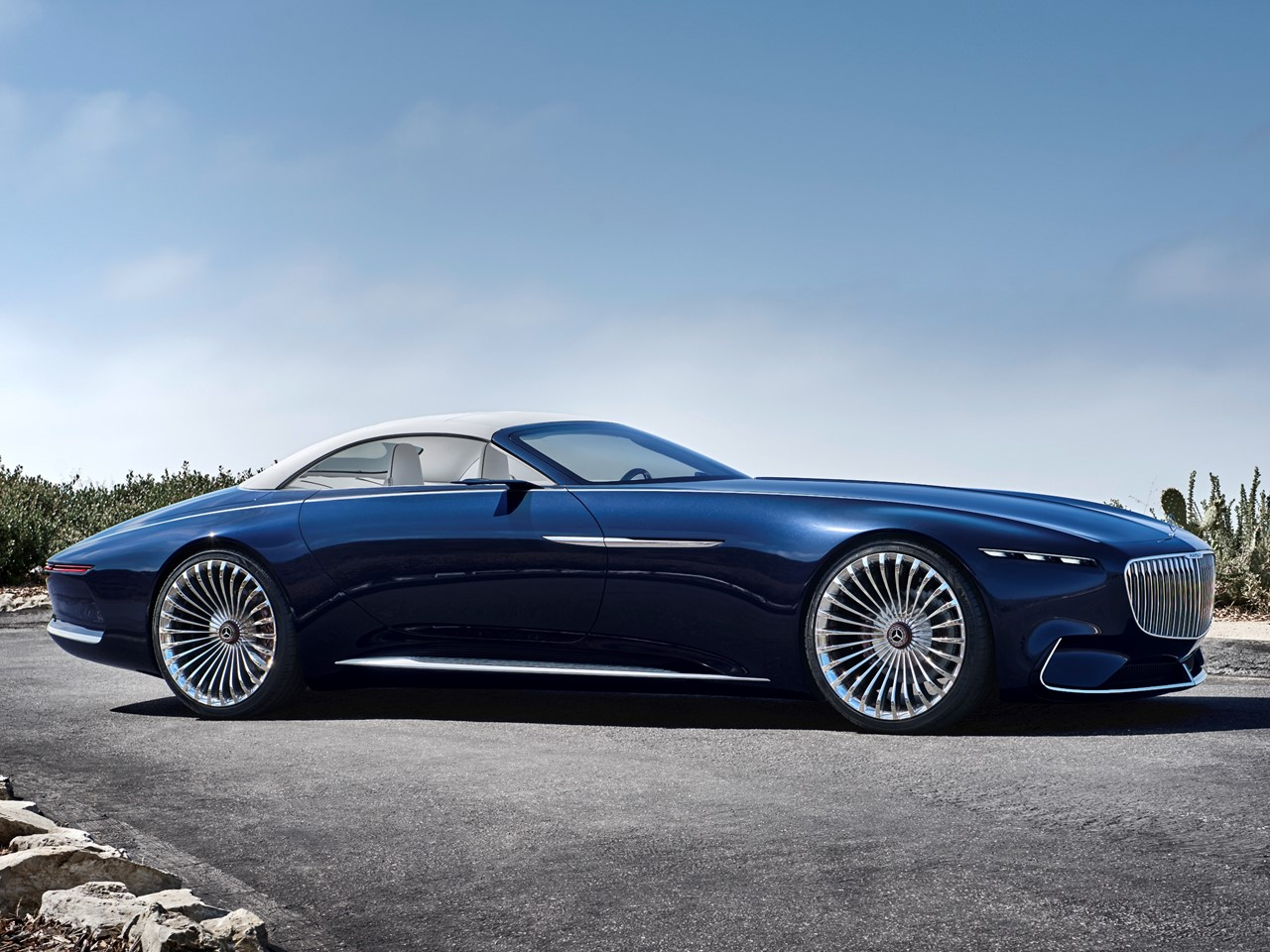Mercedes-Maybach 4