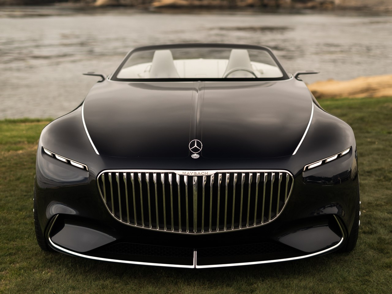 Mercedes-Maybach 5