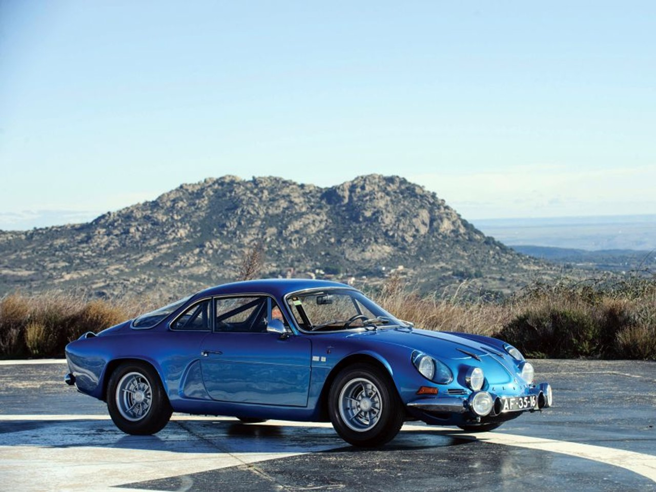 Renault Alpine 1