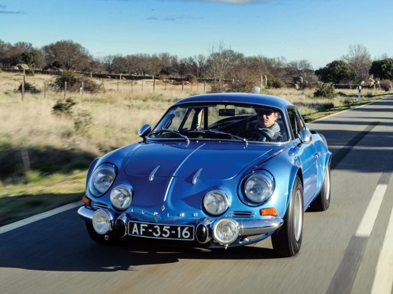 Renault Alpine 2