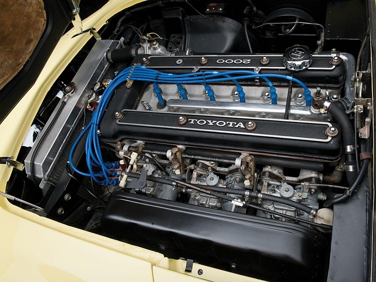 Toyota 2000GT 4