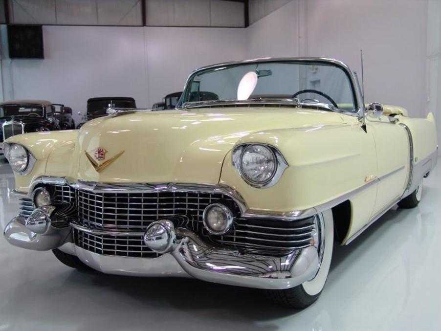 1954 Eldorado 9