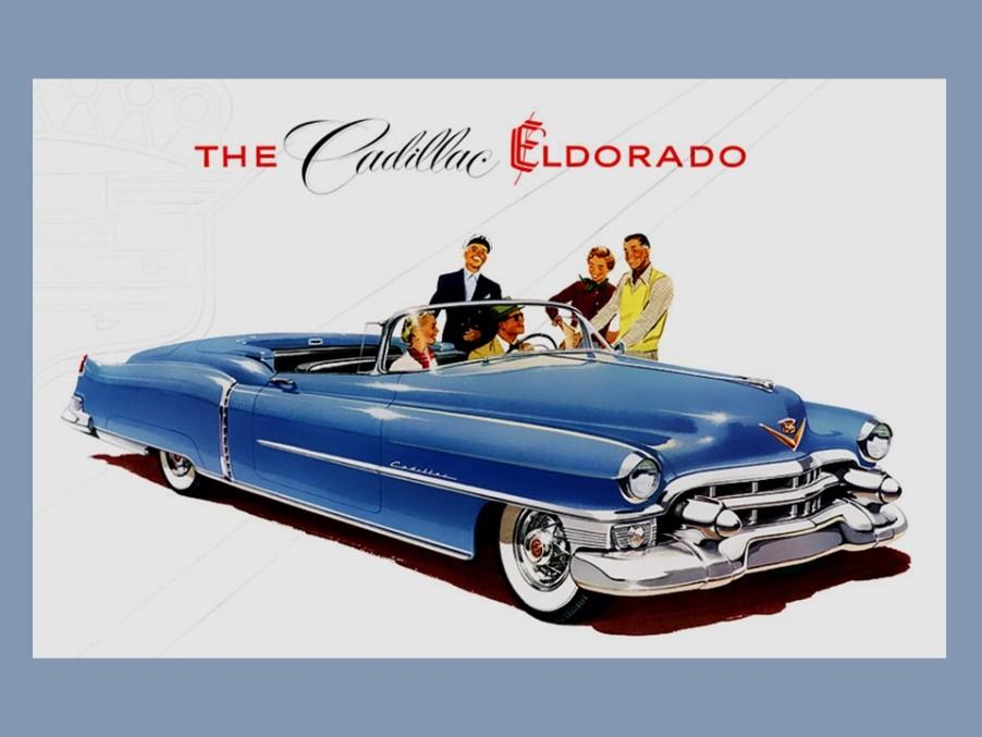 1953 Eldorado 1